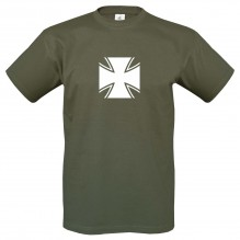 T-shirt With A Cross